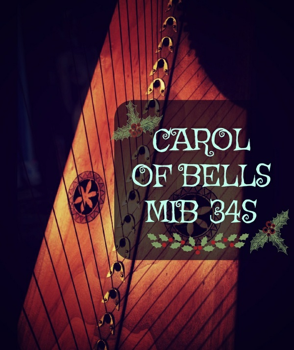 283-CAROL OF BELLS - MIB 34S -