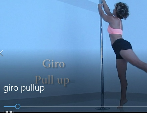 Giro Pull Up, Reps