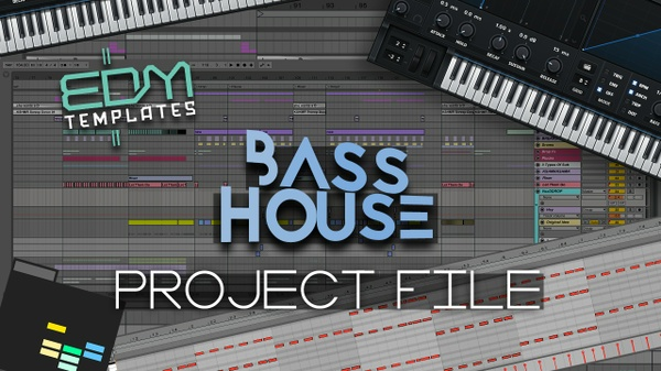 Ableton Live Bass House Template 01.05