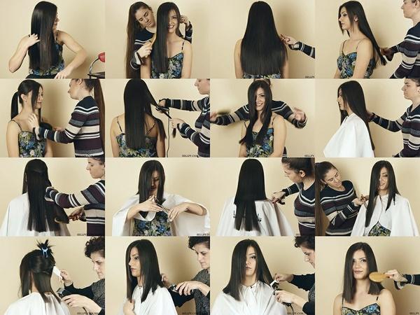 Dragana Haircut