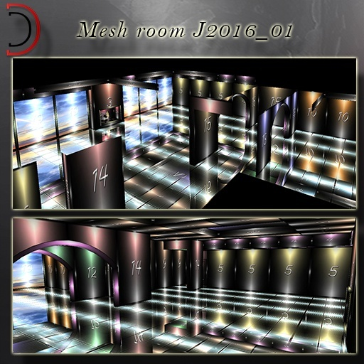 [D]Mesh_Room_J2016_01