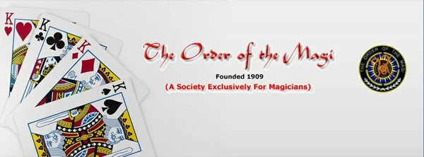 "ROYLES MAGIC & MENTALISM LECTURE at ""The Order of The Magi"""