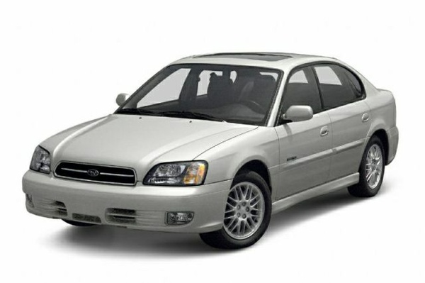 Subaru Legacy 2002 Repair Manual