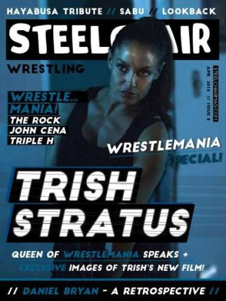 SteelChair Wrestling Magazine #8