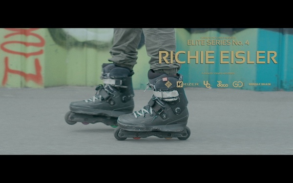 Richie Eisler - Elite Series No. 4
