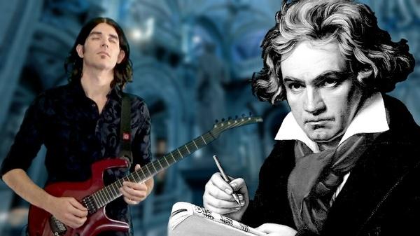 """Sonata Pathetique"" - Beethoven - Dan Mumm - Song, TAB and Backing Track"
