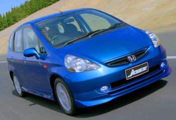 Honda Jazz Fit (2002-2005) Workshop Manual