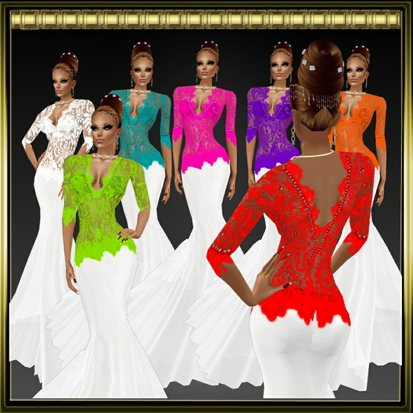 WEDDING RITA DRESS