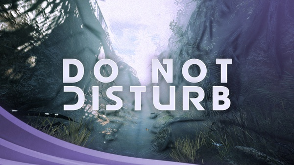 Do Not Disturb Project File