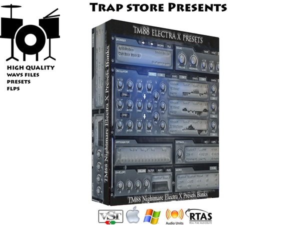 Trap Store Presents - TM88 Electra2 | Expansion