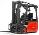 Linde Lift Truck 386 Ex PLG-1000 Series: E14, E16, E18, E20 Operating, Maintenance Instructions