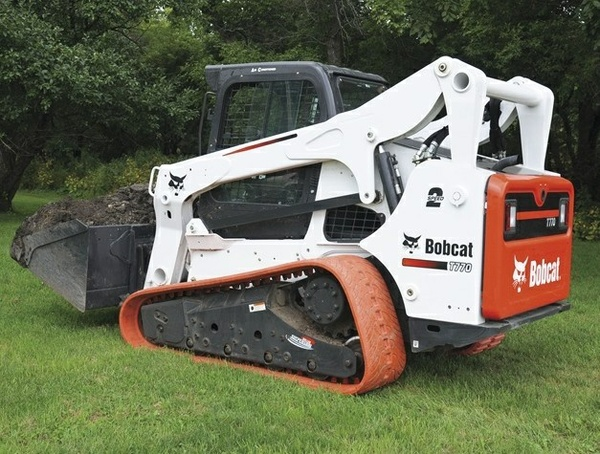 Bobcat T770 Compact Track Loader Service Repair Manual (S/N A3P811001 & Above, A3P911001 & Above )