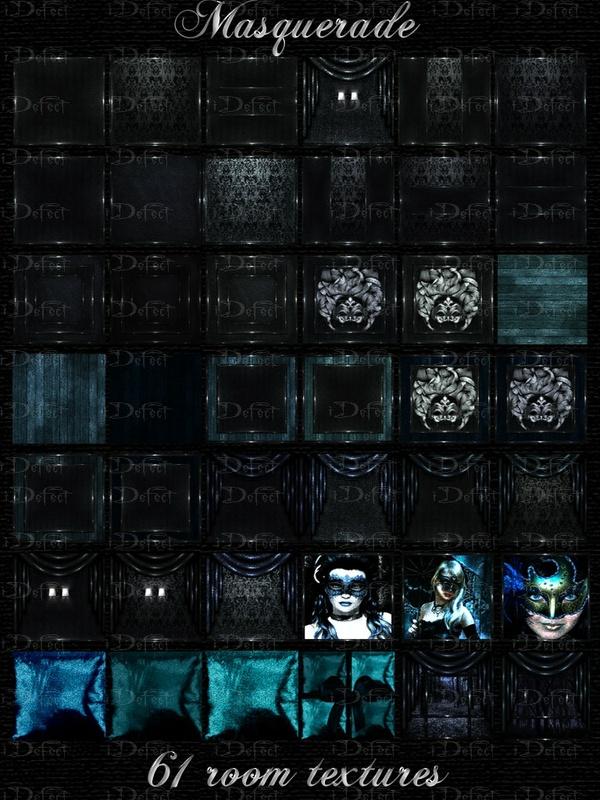 Masquerade Room Texture