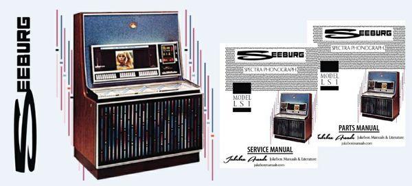 "Seeburg  LS1 ""Spectra""  (1968)"