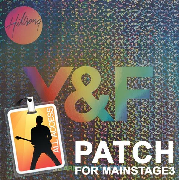 Patch Alive (D, E)