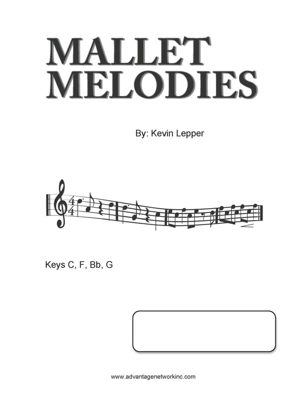 Mallet Melodies Treble Clef