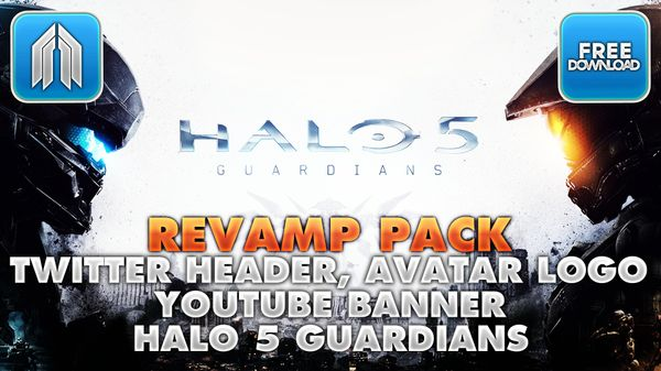 Revamp Pack - Halo 5 Guardians