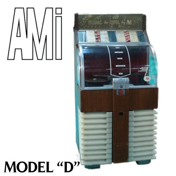 AMI Model D-40, D-80 (1951-52)