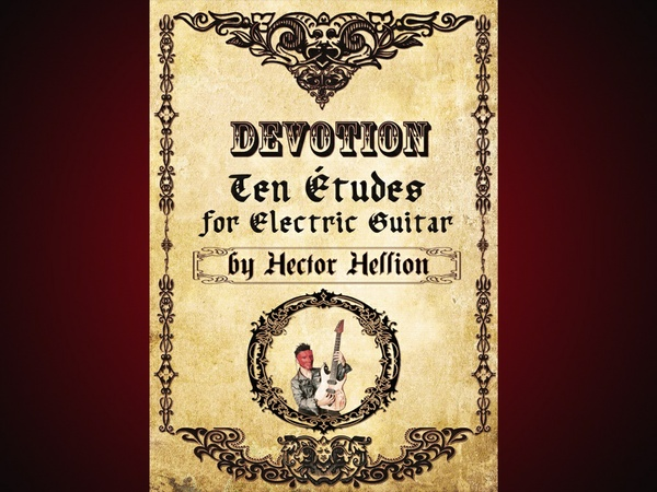 Devotion: Ten Études for Electric Guitar