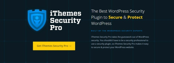 ithemes Security Pro 4.0.0 Plugin
