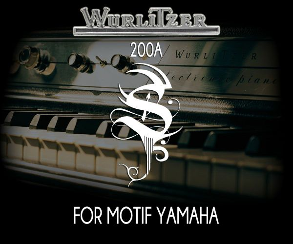 Wurlitzer 200a For Motif ES