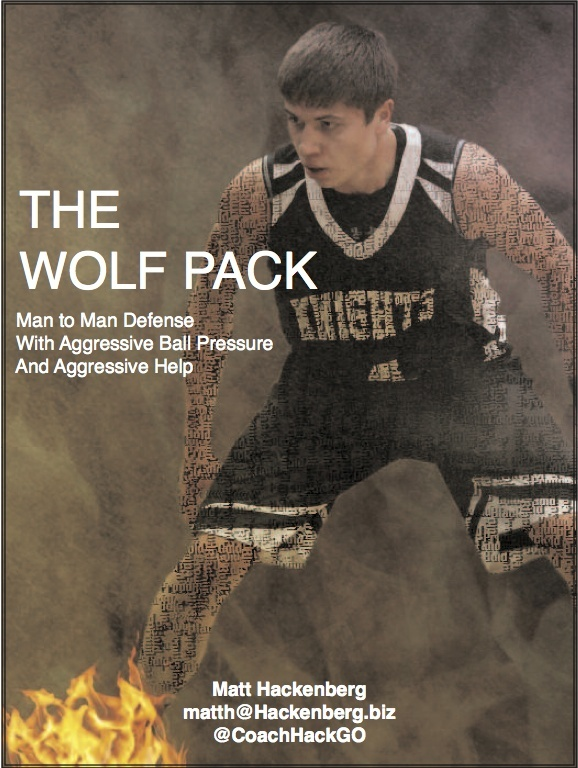 Wolf Pack - The Paint Control Gap Defense