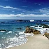 Rentoutus rannalla