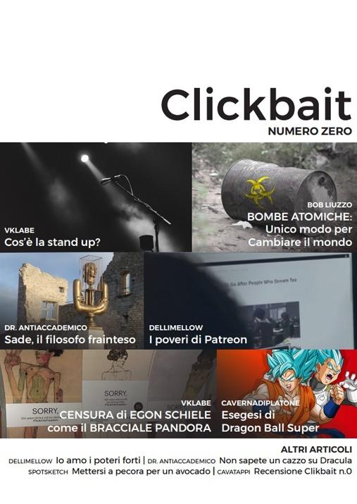 Clickbait - Numero 0