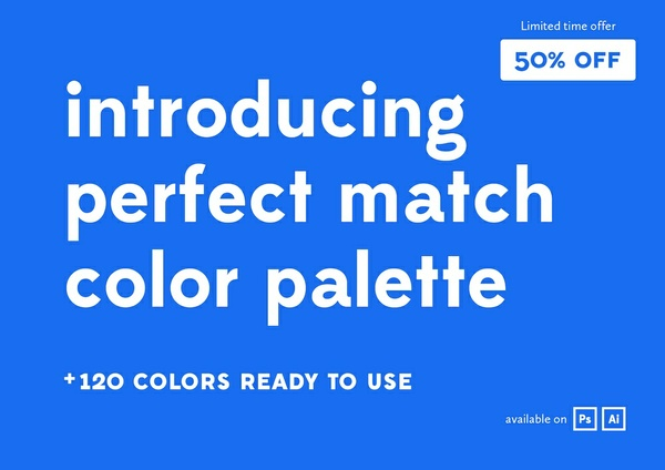 Perfect Match Color Palette