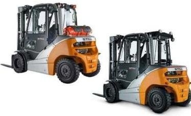 Still Forklift Truck RX70-40,-45,-50: 7331, 7332, 7333, 7334, 7335, 7336, 7337, 7338 Workshop Manual