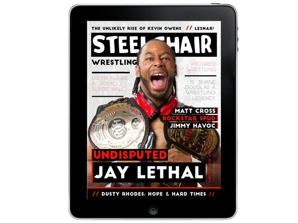 Steelchair Wrestling Magazine #4