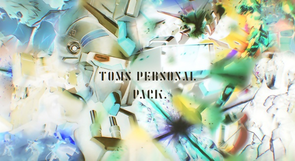 Toms Personal Pack.