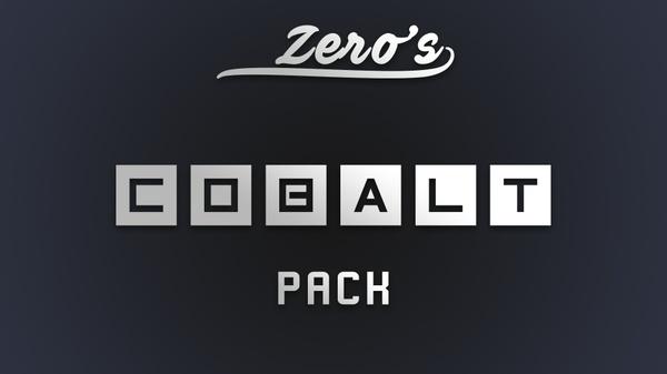 Zer0's Cobalt Pack
