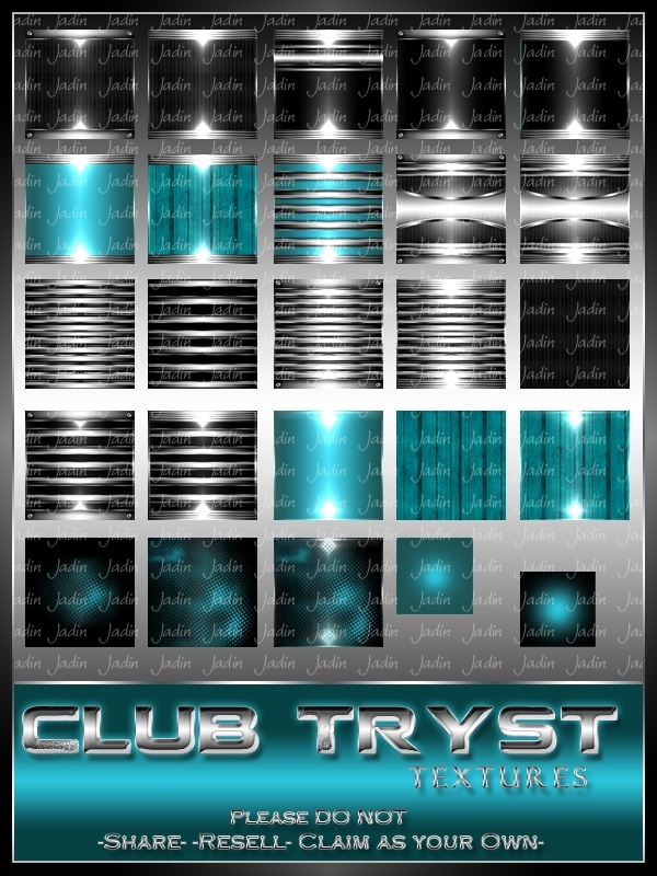 Tryst Texture Pack --- $4.00