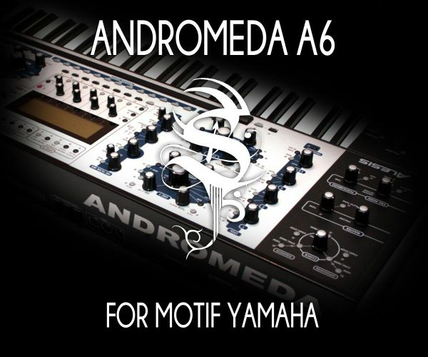Andromeda A6 for Motif XF V1.1