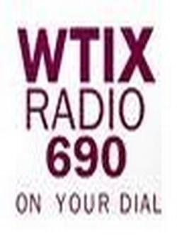WTIX Robert Mitchell Un scoped Airchecks 64 Minutes
