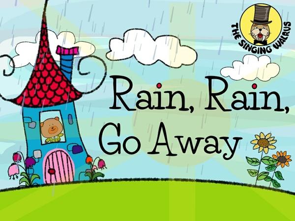 Rain Rain Go Away video (mp4)