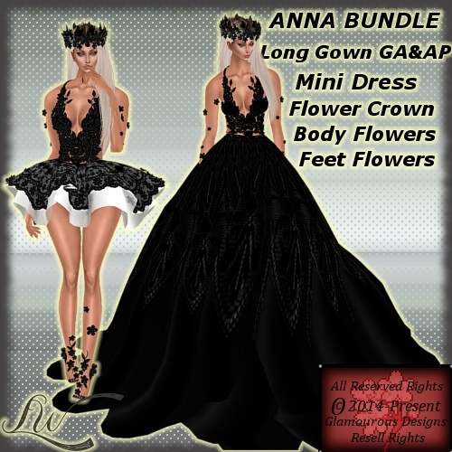 Anna BUNDLE-WITH RESELL RIGHTS!!