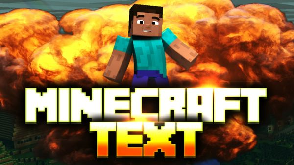 Minecraft Thumbnails