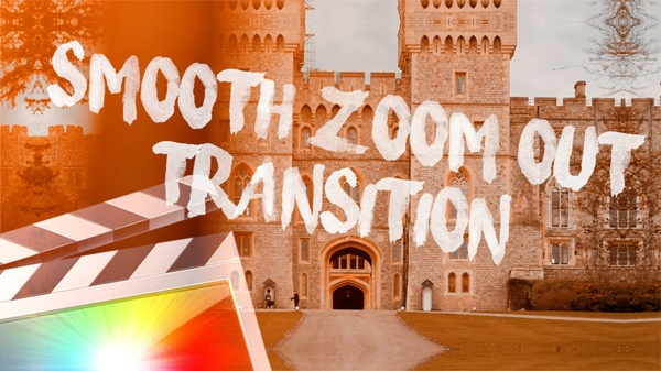 Smooth Zoom Out Transition