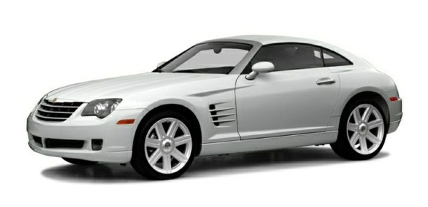 Chrysler Crossfire 2004 Repair Manual