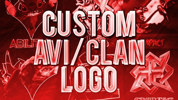 Custom Logo or Clan Avi