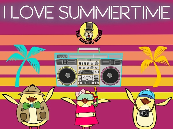 I Love Summertime video (mp4)