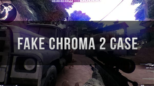 Fake Chroma 2 Case Pack