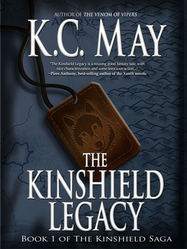 The Kinshield Legacy - Kindle
