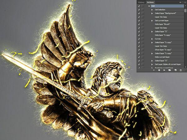 Premium Bolt Action (Photoshop Action)