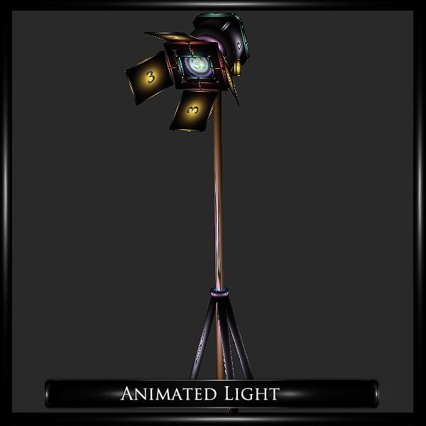 ANIMATED LIGHT
