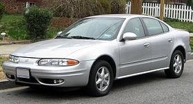 Oldsmobile Alero 2002 2003 2004
