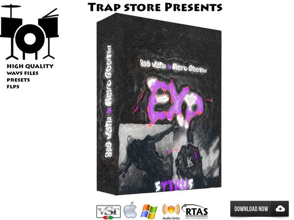 Trap Store Presents - 808 Mafia & Metro [Sytrus VST]