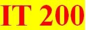 IT 200 Week 1 participation Lynda.com® Video Access